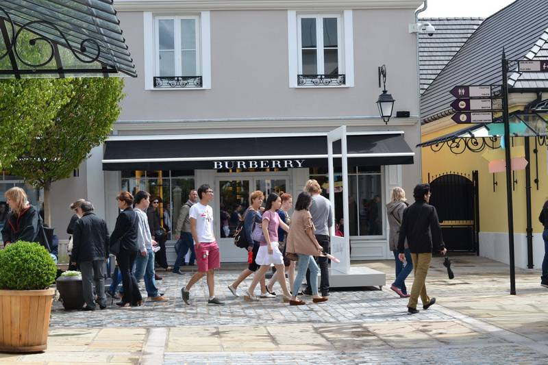 Outlet Shopping : La Valée Village